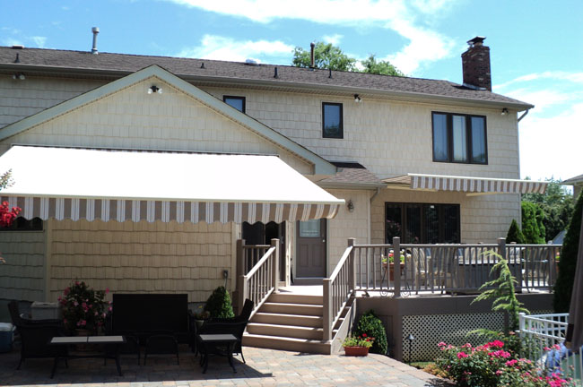 Deck Awnings Patio Shades And More Ace Home